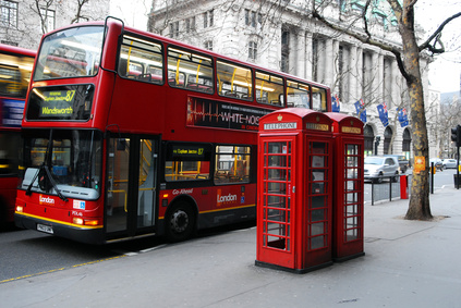 Getting Around London By Bus