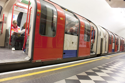 Getting Around London by Underground