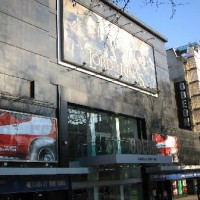 Odeon Cinema in Leicester Square