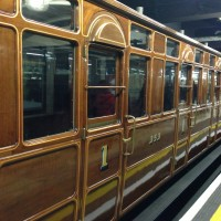 1892 London Underground Carriage