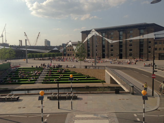 The Granary King's Cross