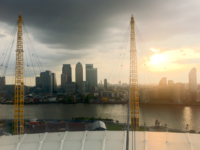 Up At The O2 Review - Canary Wharf