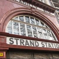 Aldwych Station Tour - Strand Station