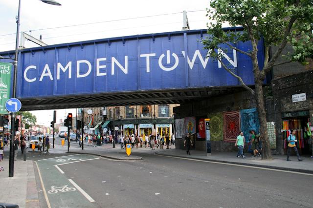 Visiting Camden