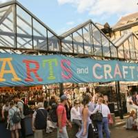 Visiting Camden - Camden Lock Market