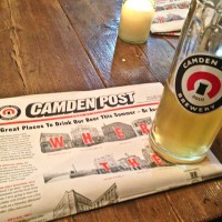 Tank Party at Camden Town Brewery