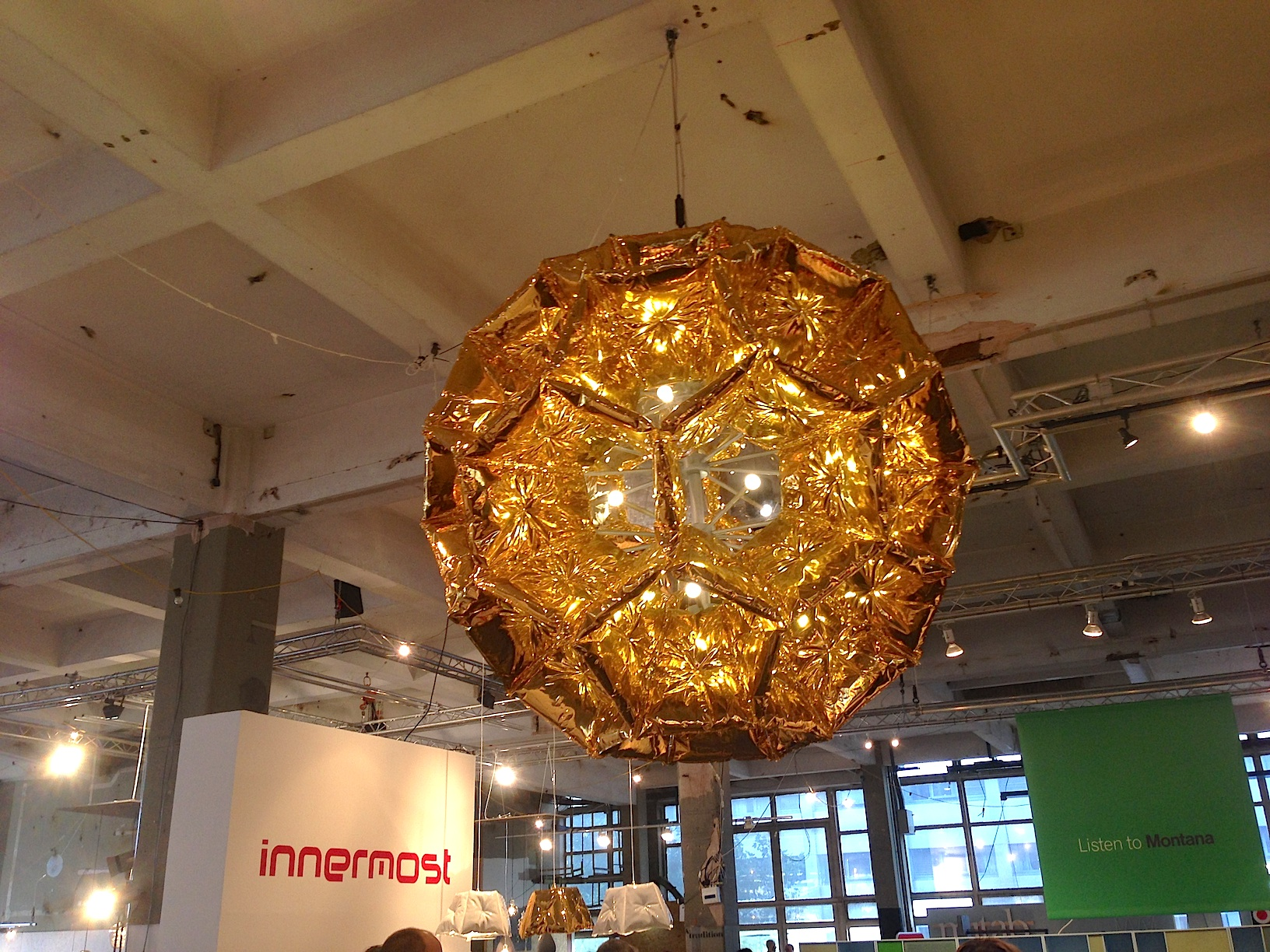 Design Junction London 2013 - innermost