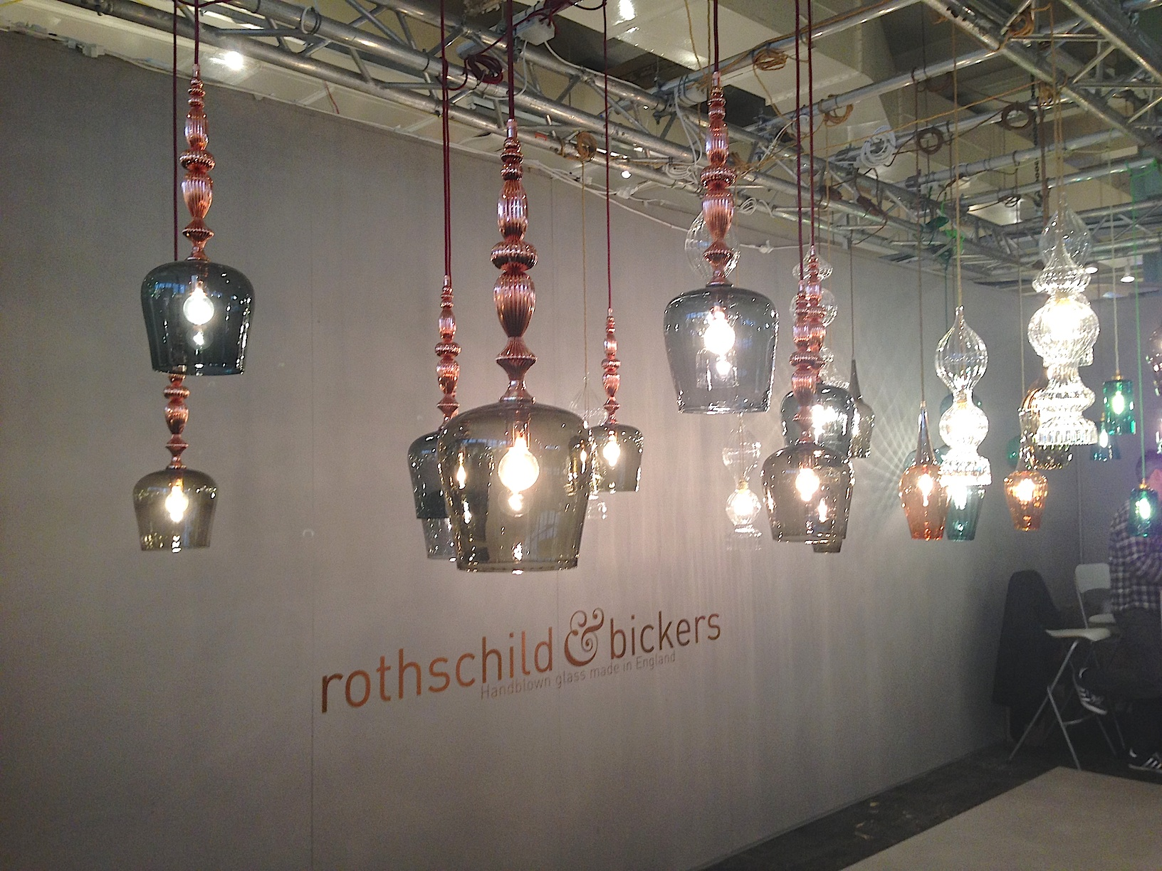 Design Junction London 2013 - Rotschild & Bickers