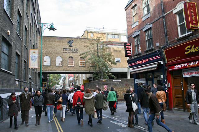 Visiting Brick Lane - Brick Lane