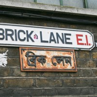 Visiting Brick Lane
