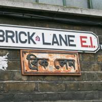 Visiting Brick Lane