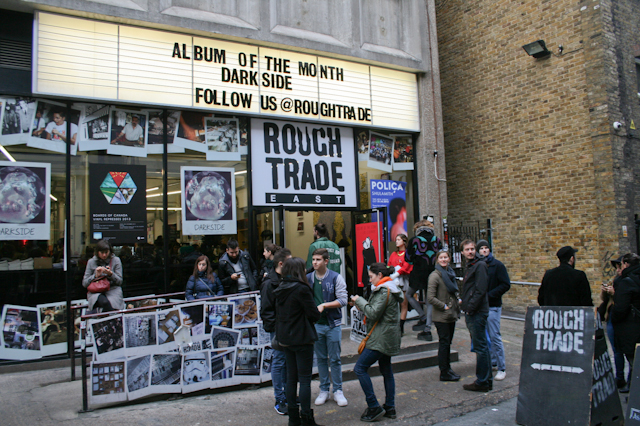 Visiting Brick Lane - Rough Trade