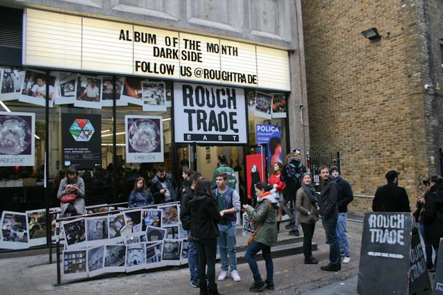 Visiting Brick Lane - Rough Trade