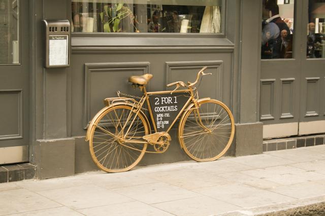 Visiting Marylebone - The Marylebone