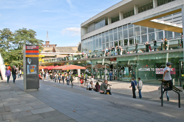 Visiting The South Bank - The Southbank Centre