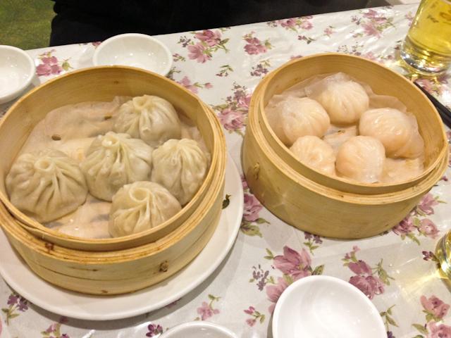 Review Happy Dumplings